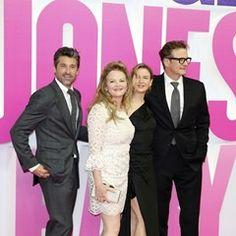 Celebrities attend the 'Bridget Jones' Baby' Premiere in Berlin