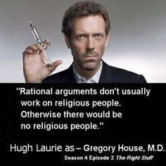 Rational arguments don't work on liberals either so logically are you saying they are a religeon?