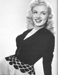 Marilyn Monroe #hollywood #classic #actresses #movies cinema-classico-atrizes