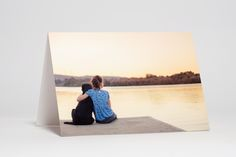 By the River, by Ryan O'Donoghue, light box photo