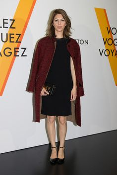 """Sofia Coppola Photos - Sofia Coppola attends the Louis Vuitton Exhibition """"Volez, Voguez, Voyagez"""" on April 21, 2016 in Tokyo, Japan. - Volez, Voguez, Voyagez - Louis Vuitton Exhibition"""