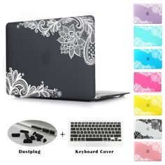 16.99$  Buy here - http://ali55j.shopchina.info/go.php?t=32459817159 - New Fashion For Girls Matte Lace Hard Case Cover for Macbook Air 13 12 11 Pro 13 15 inch With Retina Laptop Sleeve Accessories 16.99$ #magazineonlinewebsite