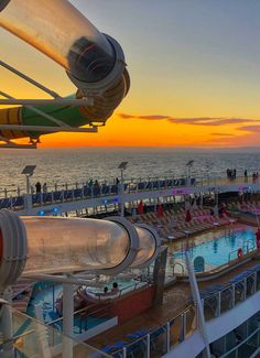 Symphony of the Seas, a perception remixing, memory maxing mic drop. Our newest, biggest cruise ship with all the greatest hits, plus revolutionary new firsts. Start your next vacation adventure here. Cruise Tips Royal Caribbean, Biggest Cruise Ship, Symphony Of The Seas, Royal Caribbean International, Fun Travel, Cruise Ships, Fall 2018, Wonderful Places, Trip Planning