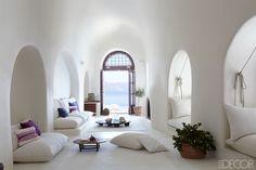 Greek Interior Design - Costis Psychas - ELLE DECOR