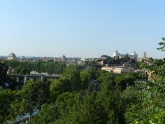 Rome from the Orange Garden http://inpursuitofadventureblog.wordpress.com/2013/06/18/a-glimpse-of-summer-wanderings/
