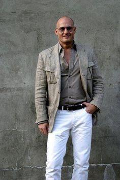 Fashion For Men Over 50, Older Mens Fashion, Mens Fashion Suits, Men's Fashion, Fashion Menswear, Business Casual Men, Men Casual, Dressing, Madrid