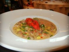 Crawfish Boil Leftovers? Try our Crawfish & Corn Bisque.
