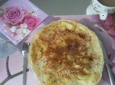 Delicous Apple Pancake