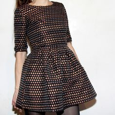 Babydoll party ! // Sigma dress / Papercut patterns // Chardon skirt / Deer and doe // Jolies bobines