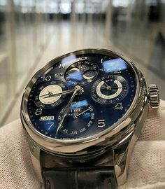 In some cases part of that image is the quantity of money you invested to use a watch with a name like Rolex on it; it is no secret how much watches like that can cost. Elegant Watches, Beautiful Watches, Dream Watches, Cool Watches, Iwc Watches, High End Watches, Popular Watches, Silver Pocket Watch, Swiss Army Watches