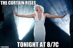 "Don't miss ""Bombshell's"" opening night! #Smash is on tonight at 8/7c!"