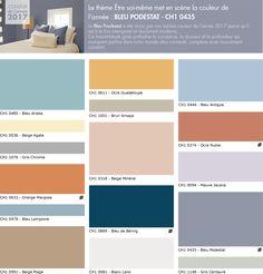 Etre soi même bleu ariak b'eu bering Room Colors, Paint Colors, Grey Hallway, Mood Board Interior, Color Balance, Color Schemes, Sweet Home, New Homes, Inspiration