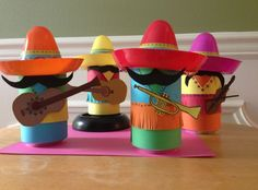 mexican party decorations homemade