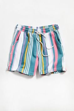 Supernatural-Bandana-Blue Mens Beach Shorts Casual Swim Surf Trunks Swimwear Swimsuits for Surfing Walking Running