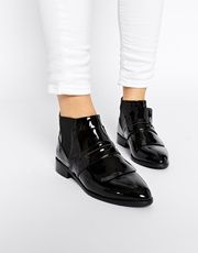 ACACIA Loafer Ankle Boots