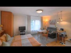 Aparthotel Klara - Timmendorfer Strand - Visit http://germanhotelstv.com/aparthotel-klara This family-run apartment hotel offers self-catering apartments with free Wi-Fi in the Baltic Sea resort of Timmendorfer Strand. The sandy beach and promenade are a 3-minute walk away. -http://youtu.be/nK5z4AcYV90