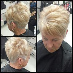 Hilight/lowlight on 100% grey hair