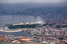 Fortaleza de São Miguel . Luanda .Neil Walton