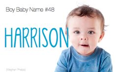 baby name: Harrison