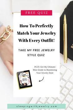 Grab our free jewelry style mini-guide to help accessorize your look. Tassel Jewelry, Pearl Jewelry, Vintage Jewelry, Ear Crawler Earrings, Cuff Earrings, Fashion Necklace, Fashion Jewelry, Women's Rings, Women's Bracelets