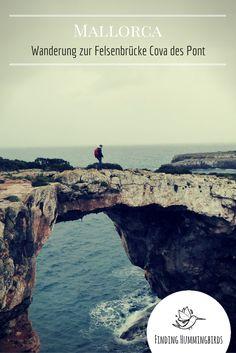 Mallorca: Wanderung zur tollen Felsenbrücke Cova des Pont