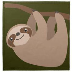 sloth craft for preschool - Google Search