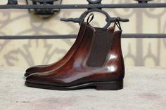 Patina Ref M054 Basile boot last 174