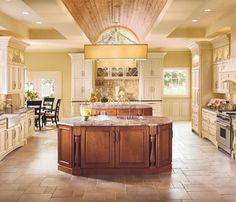 biscotti and peppercorn cabinets | ... oak cabinets by kraftmaid kraftmaid peppercorn cherry kitchen cabinets