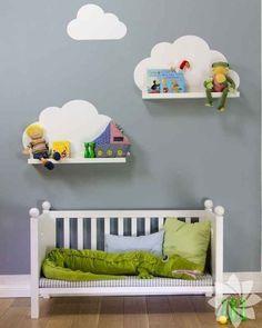 <p>Şık ve yaratıcı bebek odası tasarımları...</p>