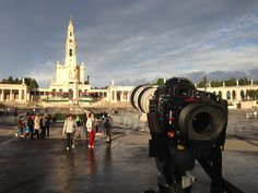 Zacuto gear travels all around the world. Diana von Glahn is using our Z-Finder to #film the #TV series The Faithful Traveler all the way in Portugal! Here's the Sanctuary of Fátima, one of the most visited Catholic shrines in the world.  www.thefaithfultraveler.com #film #filmmaker #indiefilm