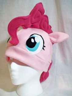 Oh my...My Little Pony hat!! Pinkie Pie Hat