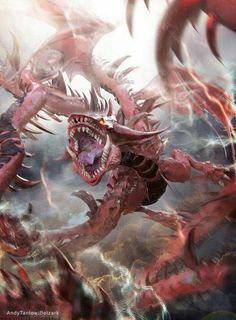 Slifer el dragon de los cielos