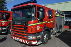 Scottish Fire And Rescue Service Scania Rescue Pump Emergency Medical Services, Rescue Vehicles, Fire Apparatus, Emergency Vehicles, Fire Engine, Fire Trucks, Firefighter, Engineering, Pumps