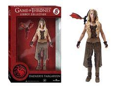 Game of Thrones Daenerys Targaryen Legacy Series Figurine Série 2 Nº 12