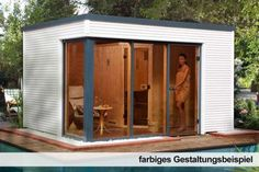 Read the webpage just press the link for extra details infrared sauna benefits and disadvantages Design Sauna, Infrared Sauna Benefits, Sauna Infrarouge, Outdoor Sauna, Spa Rooms, Outdoor Bathrooms, Small Space Solutions, Small Buildings, Gardens
