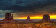 Pomniki Valley Utah