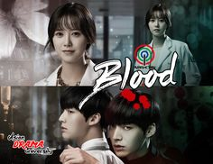 Blood Korean Drama 2015 Posters (1) by SieDrain on DeviantArt