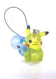 Pokemon Phone Charm - Pikachu with Piplup (Transparent Version) by Bandai. $9.99. http://notloseyourself.com/showme/dpium/Bi0u0m2bGz4cKdOdPzEb.html