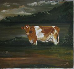 """The paintings I create are a romanticized view of rural America, inspired by the school of American Illustration. While the animals, vegetables and botanicals I paint are filled with detail and realism, it's the idea I'm after - a stylized version that represents the essence of the subject. My optimism and sense of humor usually find their way into my work"""".  As the wife of a romantic with four beautiful children, I am living my dream of an artist's life in bucolic upstate New Yo..."""