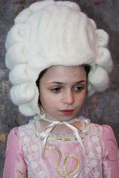 Marie Antoinette wig by Laleebu, via Flickr