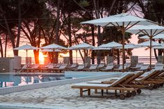 Welcome to Falkensteiner Hotel Adriana. Our adults-only hotel near Zadar beach offers Mediterranean cuisine, water sports and a sq m spa. Hotels, Das Hotel, Adults Only, Spa, Romantic, Patio, Holidays, Beach, Outdoor Decor