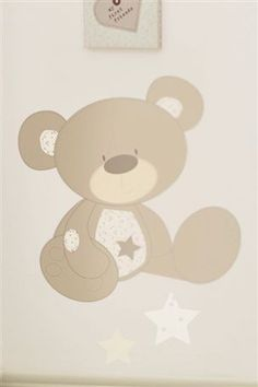 nursery wall bears - Google Search