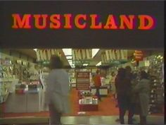 musicland | Musicland died in a single day.