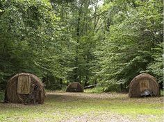 Backyard archery range <3