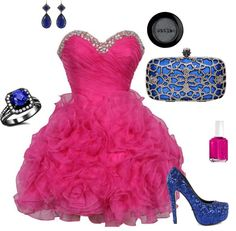 """""""Pink and Blue Party"""""""