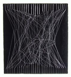 """Cube#1"" - Nicole Voltan  #lines #structures"