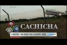 Cinco Personas Murieron Durante Accidente Aéreo En Colombia