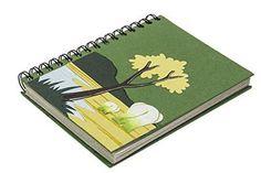 Mr. Ellie Pooh Dark Green Elephant Journal (LNB-D-Green)