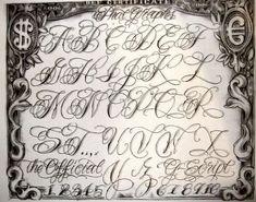 Gangster Tattoo Drawings | Tattoo Flash by Boog. Татуировки, зарисовки (191 ...
