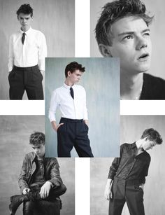 thomas brodie sangster 2014 - Google Search